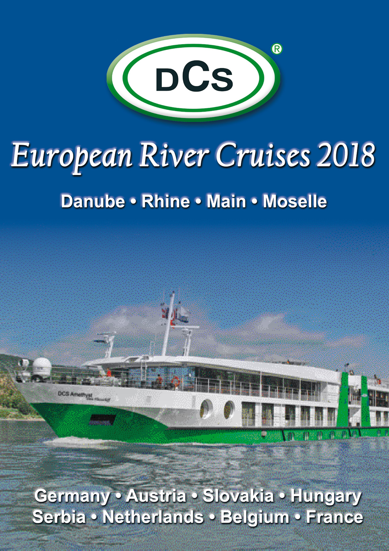 River Cruises Catalog 2018