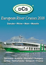 Catalog for River Cruises 2018