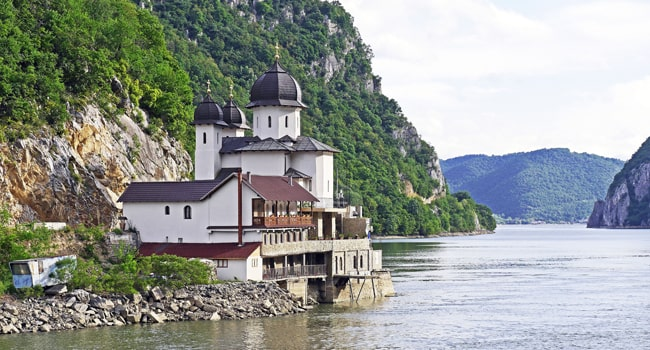 "Flusskreuzfahrt River cruise ""Splendid Danube & the Iron Gate"""